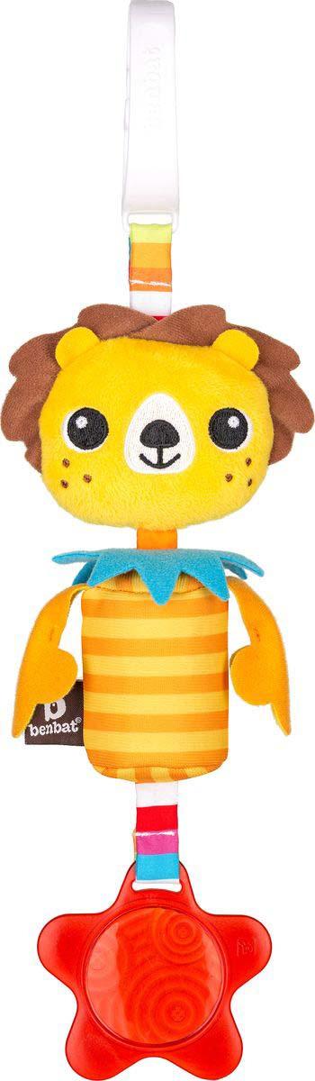 Музыкальная подвеска Benbat Wind-Chime Лев, TT121, желтый lamaze музыкальная игра лев логан звук мелодия lamaze