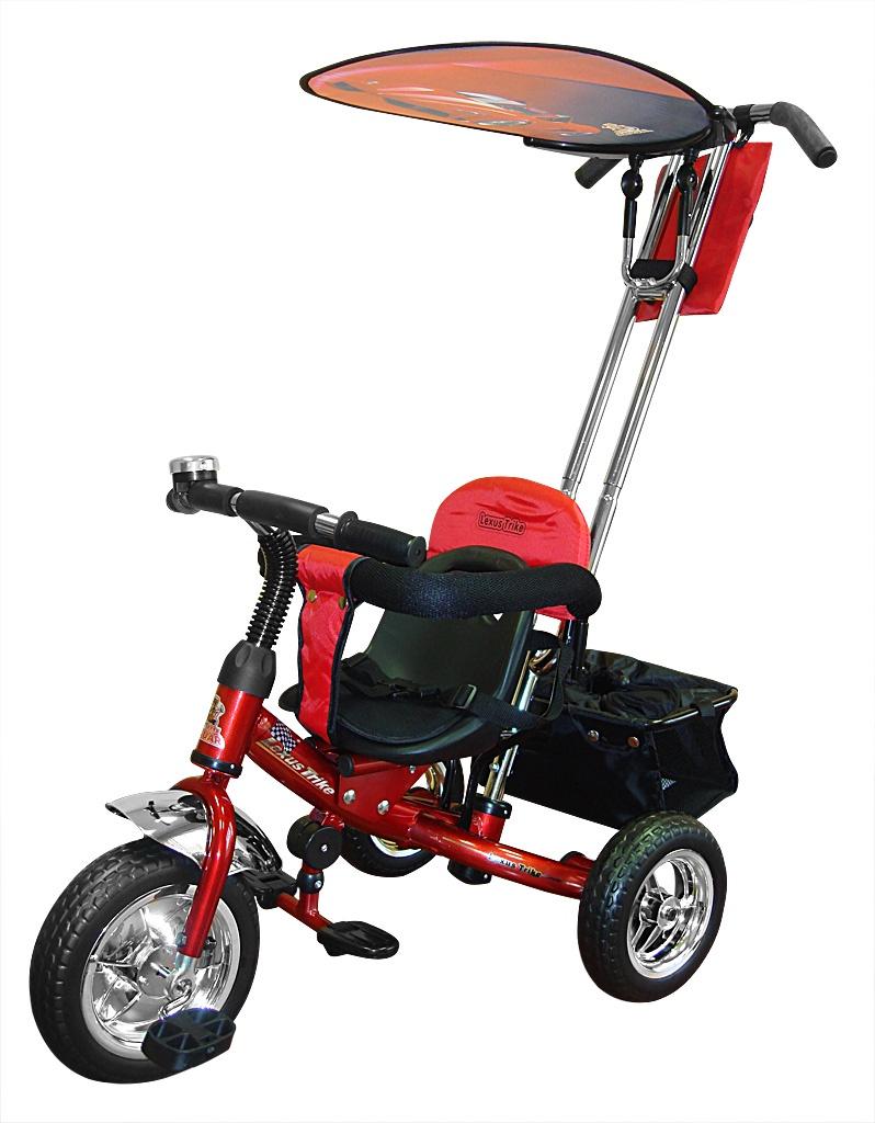 Велосипед Lexus Trike MS-0571, красный