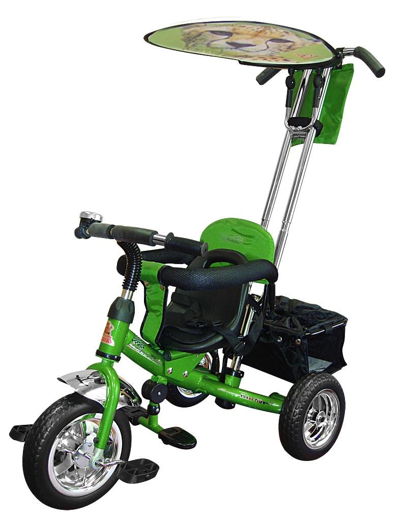 Велосипед Lexus Trike MS-0571, зеленый