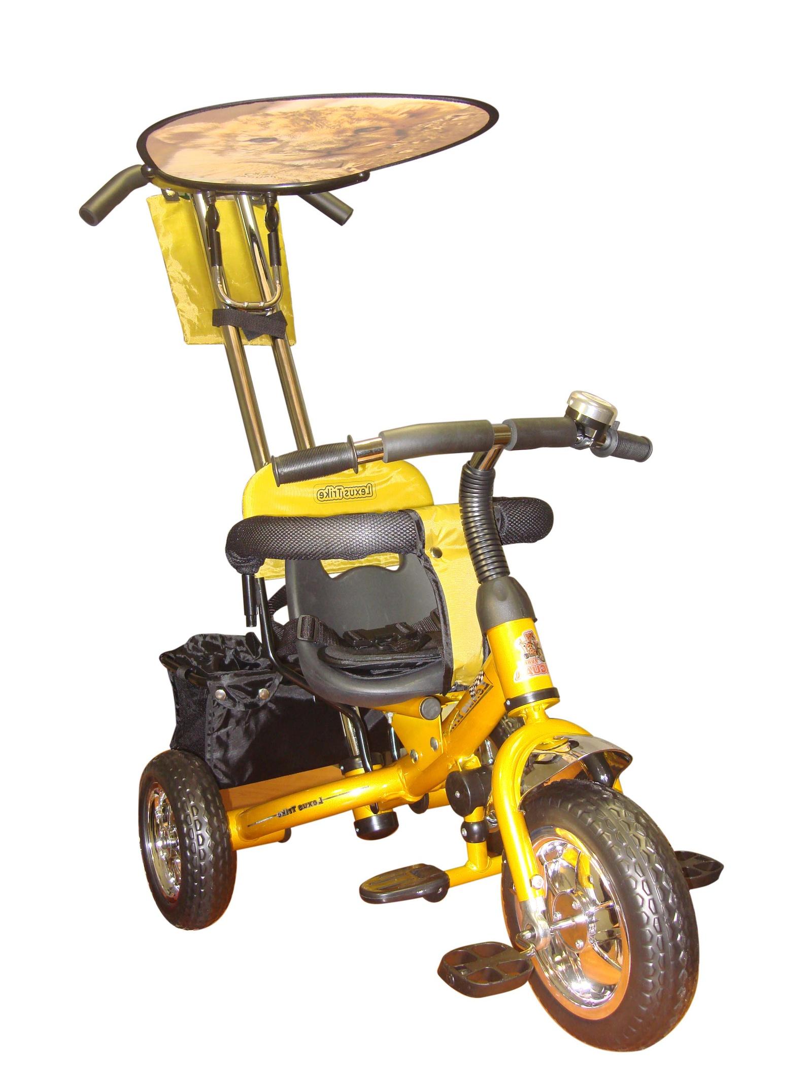 Велосипед Lexus Trike MS-0571, золотой