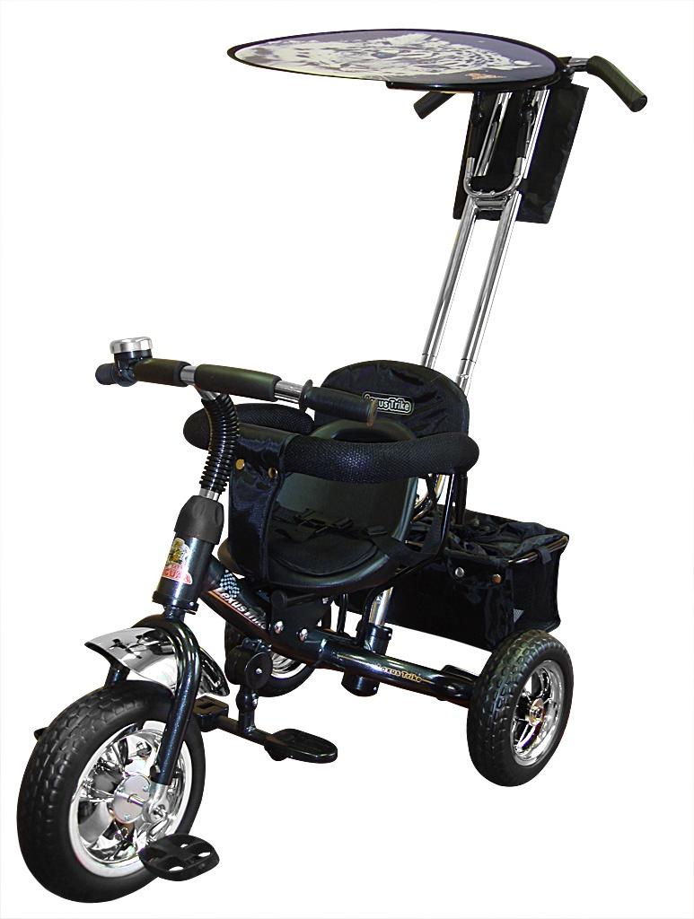 Велосипед Lexus Trike MS-0571, черный