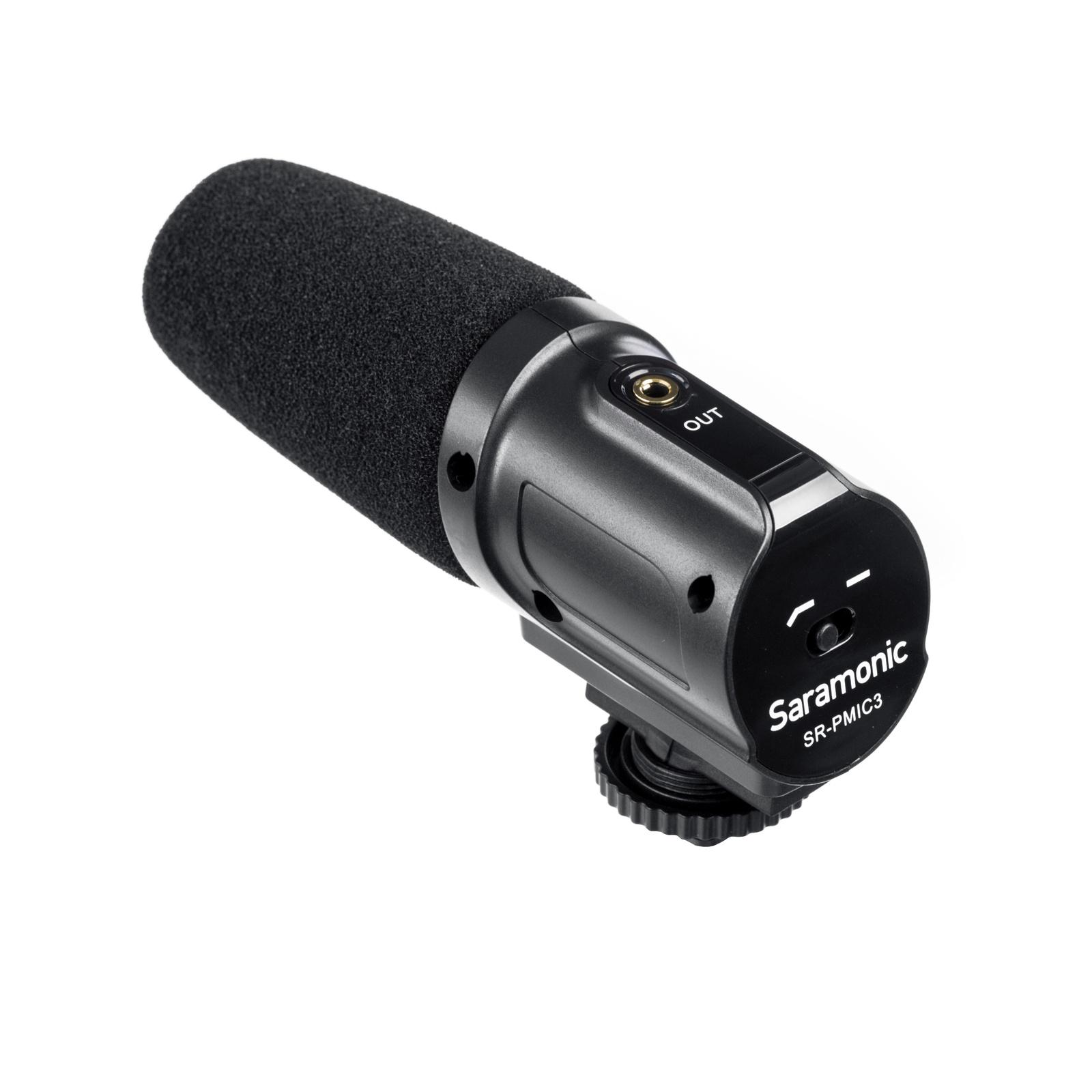 лучшая цена Микрофон Saramonic SR-PMIC3