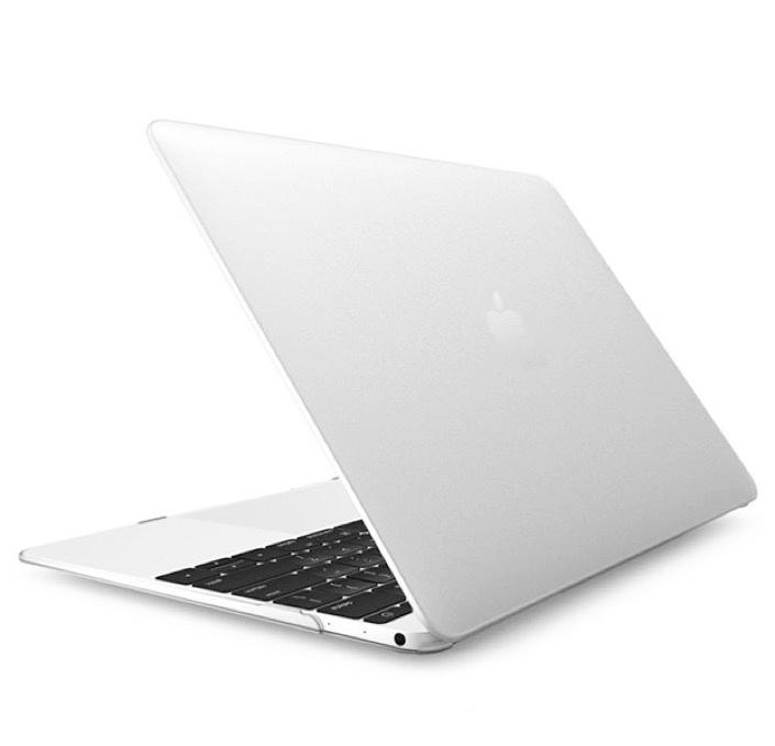 "Чехол для ноутбука Gurdini Чехол MacBook 12"" накладка пластик матовый белый"