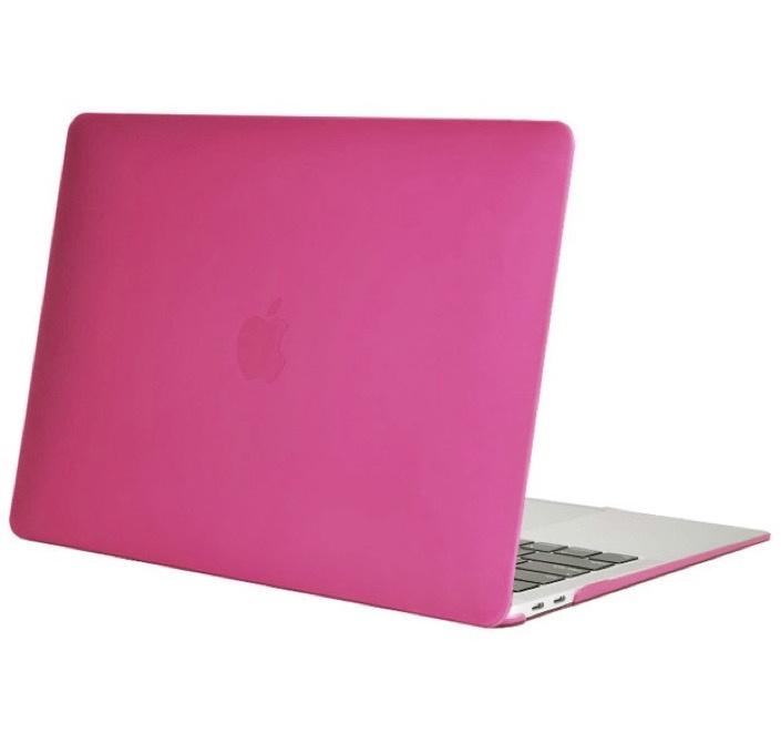 Чехол для ноутбука Gurdini Чехол для Macbook Air 13 New 2018 накладка пластик матовый малиновый чехол для ноутбука gurdini чехол для macbook air 13 new 2018 накладка пластик матовый малиновый