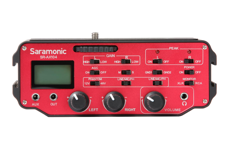Аксессуар для микрофона Saramonic SR-AX104