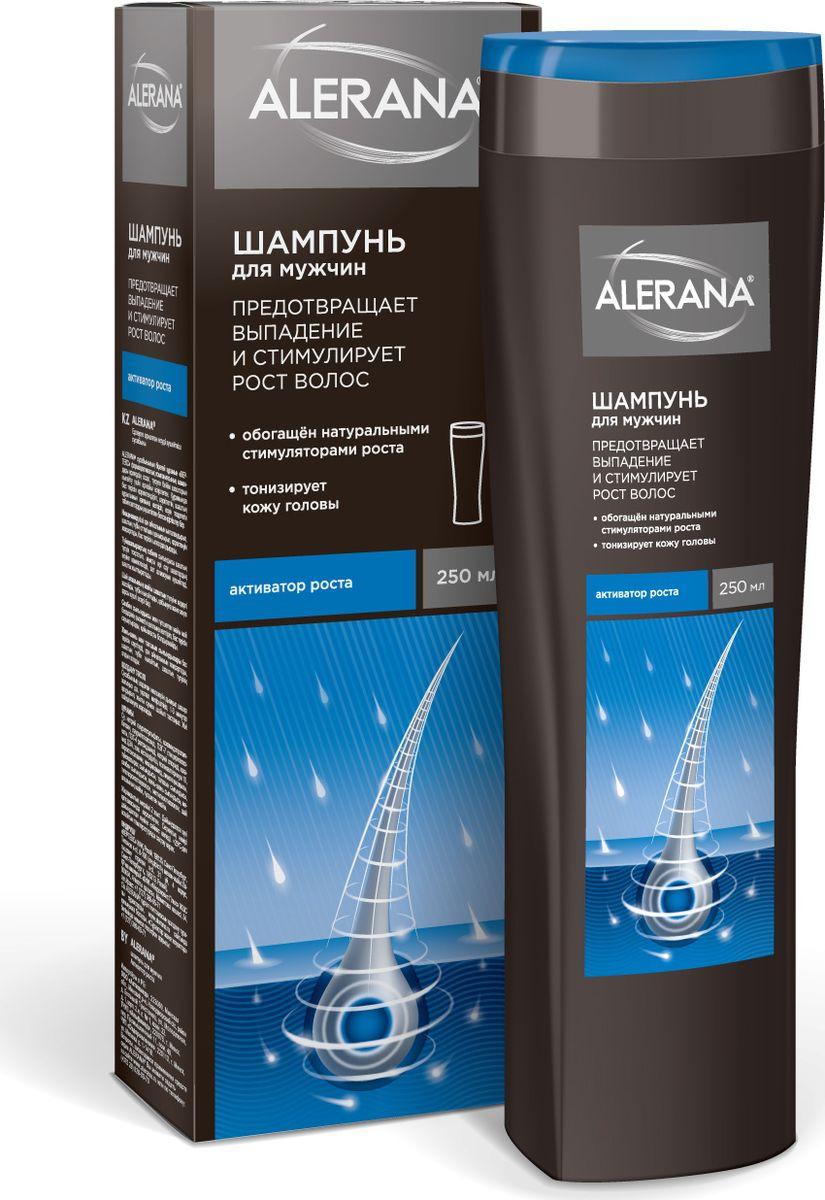 Шампунь для волос Alerana, для мужчин, активатор роста, 250 мл