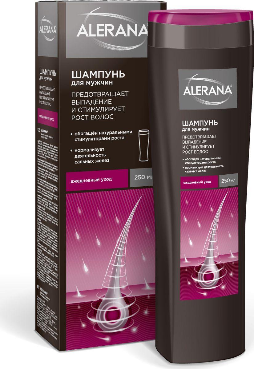 Шампунь для волос Alerana, мужчин, 250 мл
