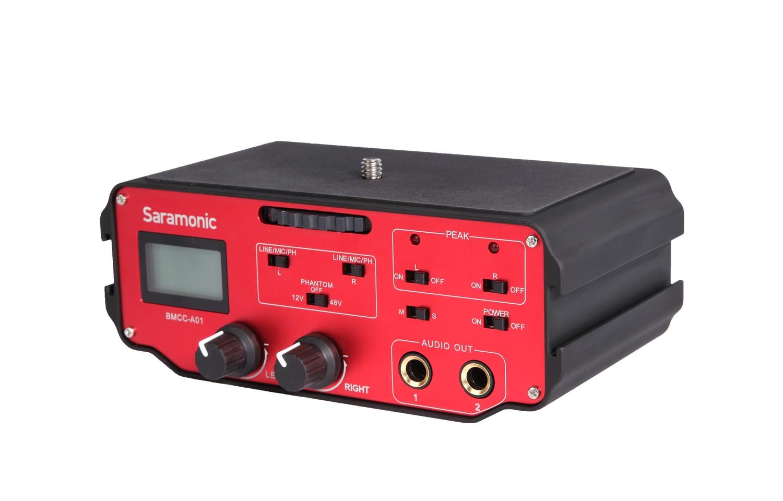 Аксессуар для микрофона Saramonic BMCC-A01
