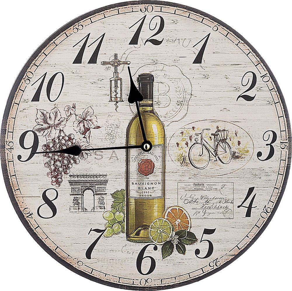 Настенные часы Lefard Provence все цены