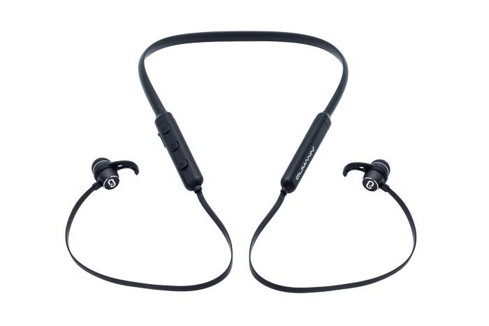 Bluetooth-гарнитура Qumann Беспроводные наушники QWE-01 WINNEAR чёрный