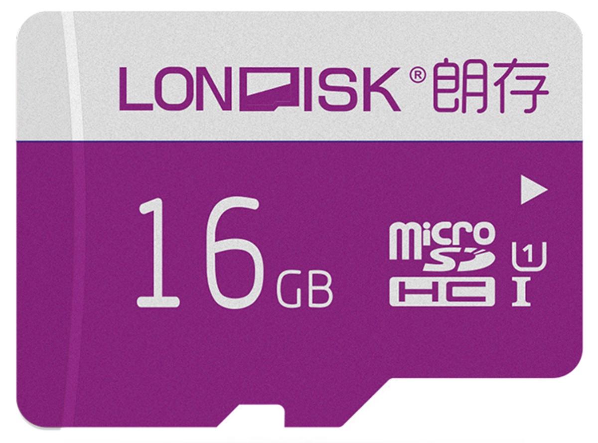 лучшая цена Карта памяти LONDISK EXTREME U1 16G