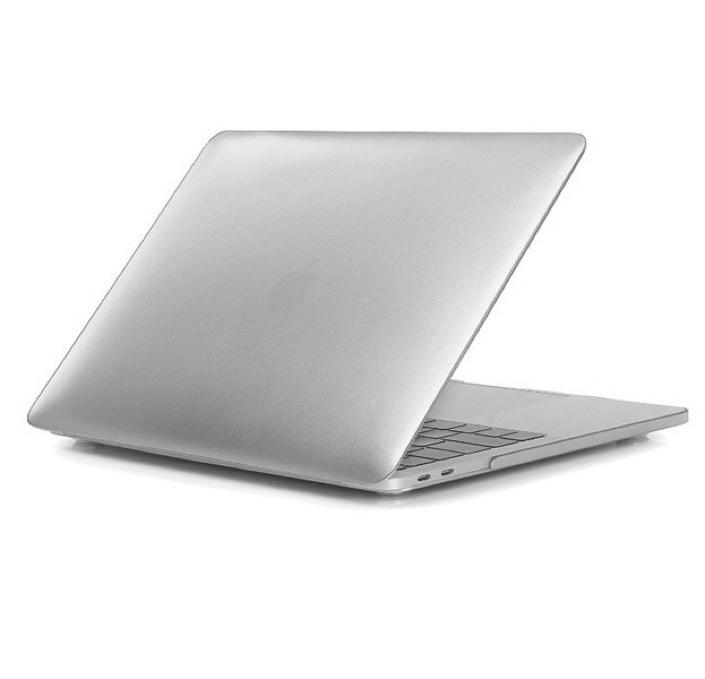 "Чехол Gurdini MacBook Pro Retina 15"" (2016 year with TouchBar) пластик серебро"
