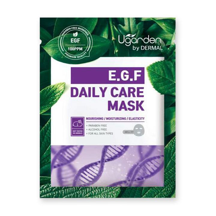 Маска косметическая Ugarden Маска для ежедневного ухода с ЭФР (эпидермальный фактор роста), 24 UGARDEN