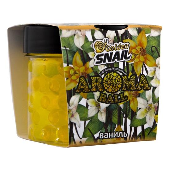 Автомобильный ароматизатор Golden Snail жемчуг_Ваниль автомобильный ароматизатор golden snail flower air гавайский бриз