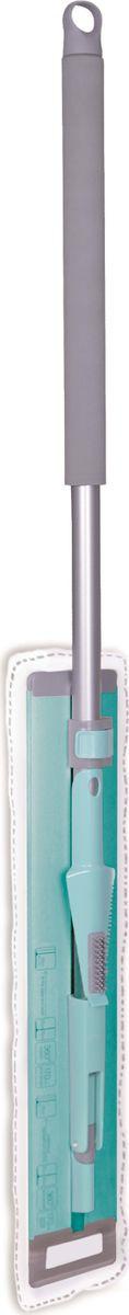 Швабра Hausmann Cosmic Home Plus, голубой, 85-140 см цены онлайн