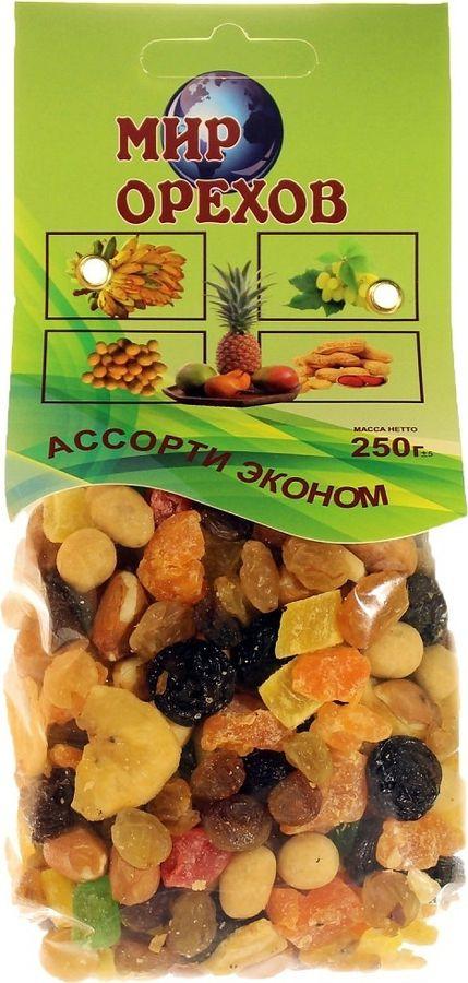 Смесь Мир орехов Экономичное ассорти, 250 г