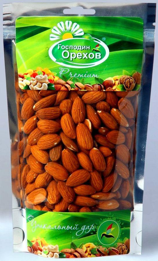 Миндаль Господин орехов, 200 г грецкий орех господин орехов 180 г