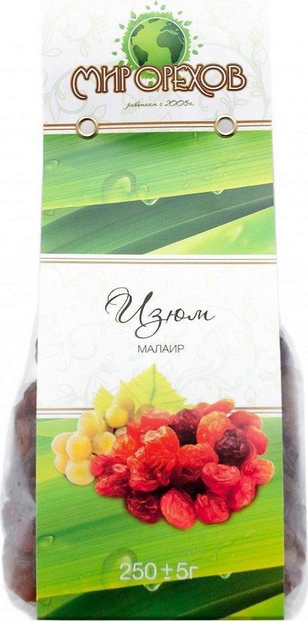 Изюм Мир орехов Малаир, 250 г