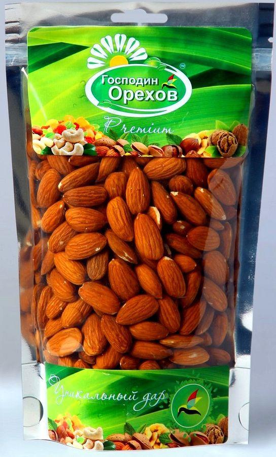 Миндаль жареный Господин орехов, 60 г грецкий орех господин орехов 180 г