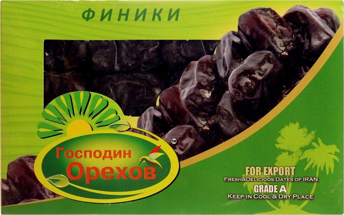 Финики Господин орехов, 500 г