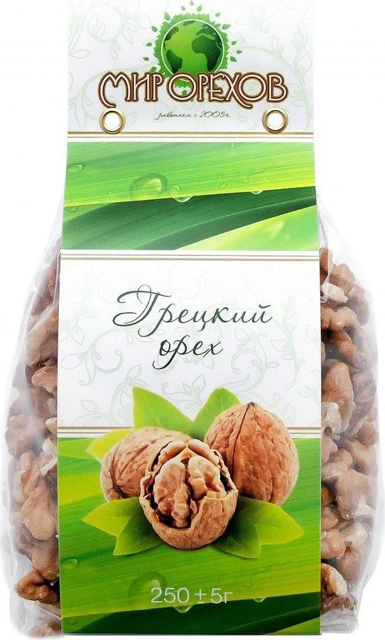 Грецкий орех Мир орехов, 180 г грецкий орех господин орехов 180 г
