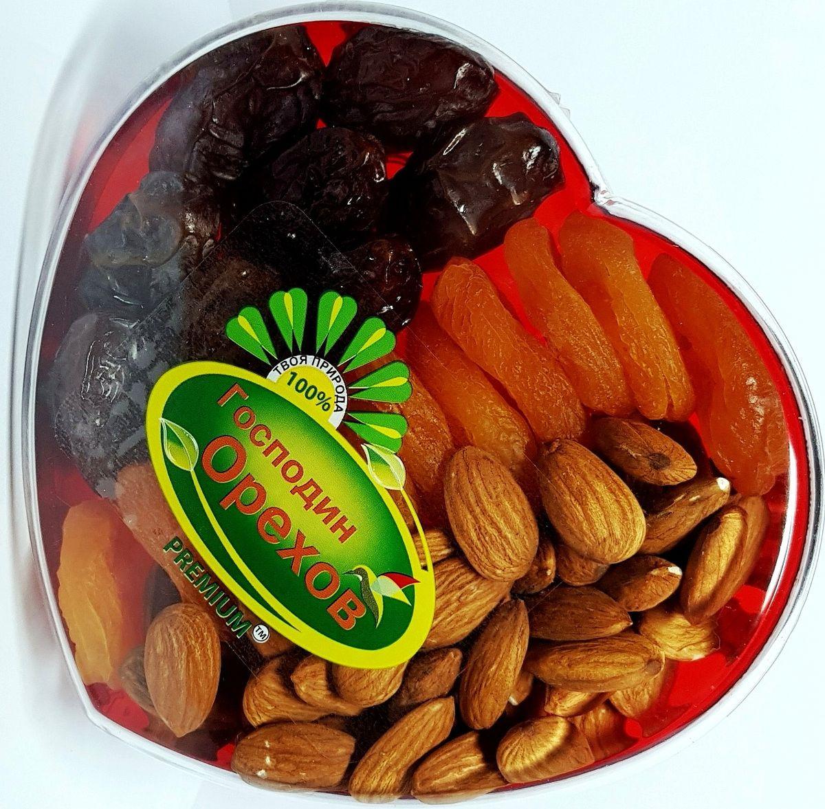 Смесь Господин орехов Витаминка Сердце, 340 г