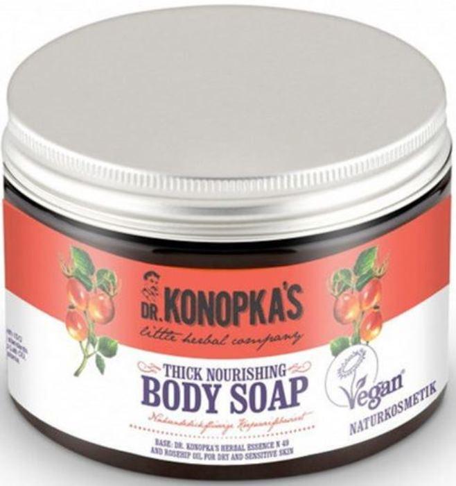 Жидкое мыло Dr.Konopka's Питательное