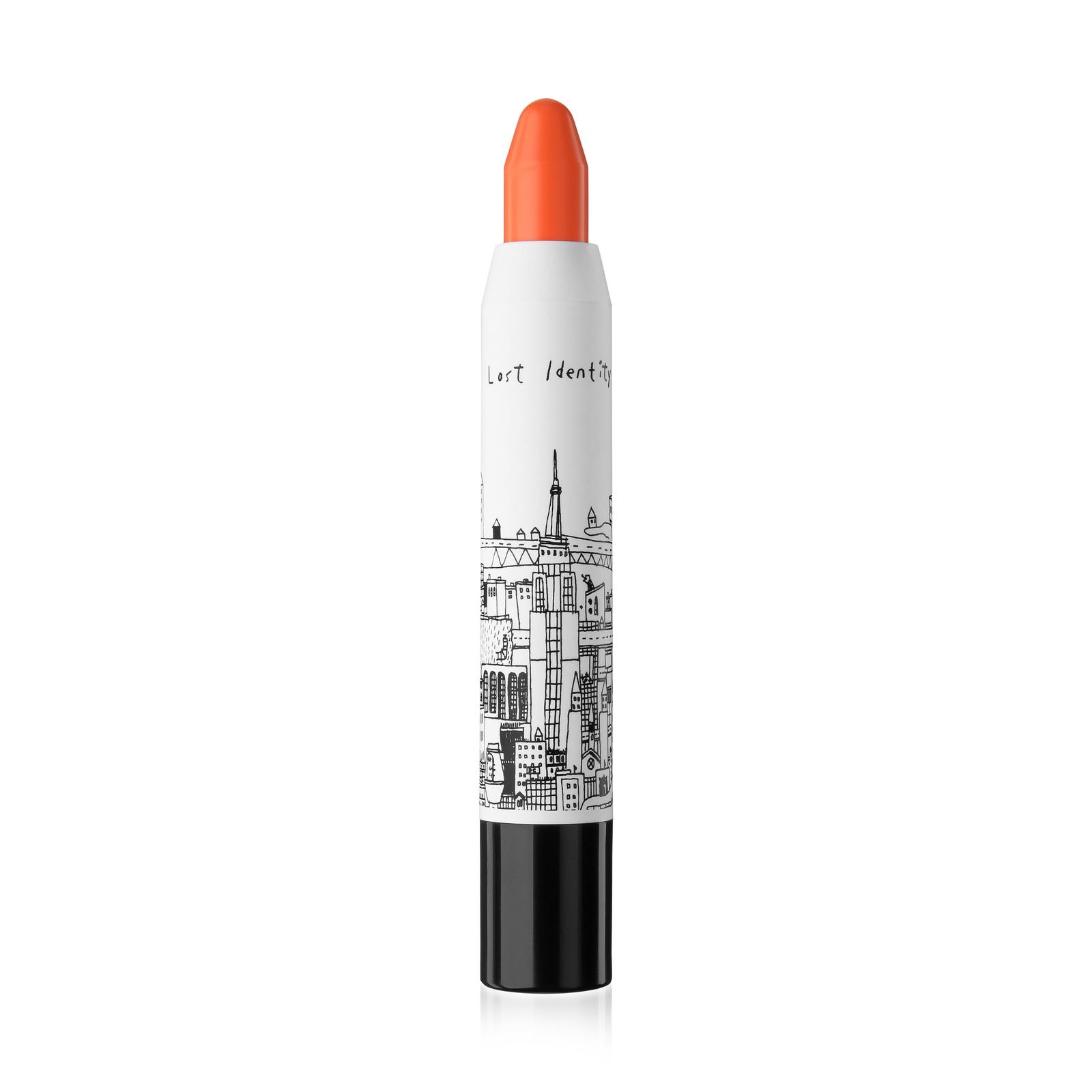 Бальзам для губ Too Cool For School Dinoplatz lost identity moisturising lip crayon