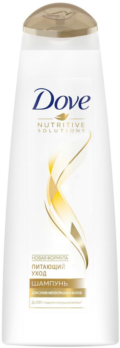 Dove шампунь Hair Therapy Питающий уход, 380 мл