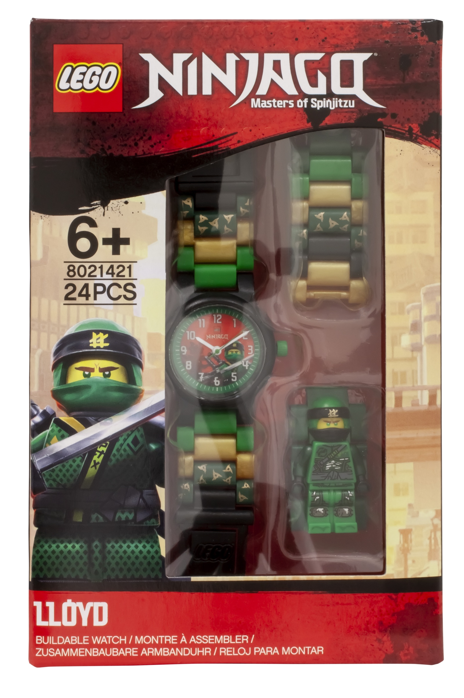 Фонарь-игрушка LEGO Ninjago Movie (Лего Фильм: Ниндзяго)