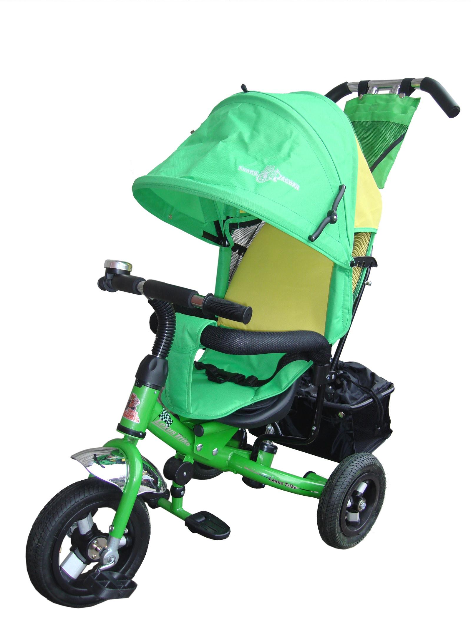 Велосипед Lexus Trike MS-0526, зеленый
