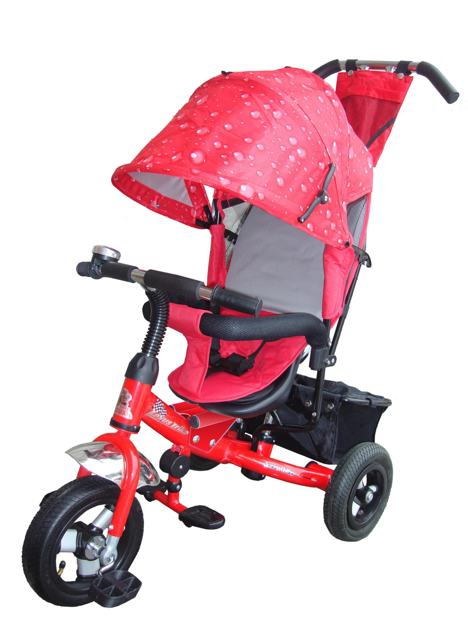 Велосипед Lexus Trike MS-0526, красный