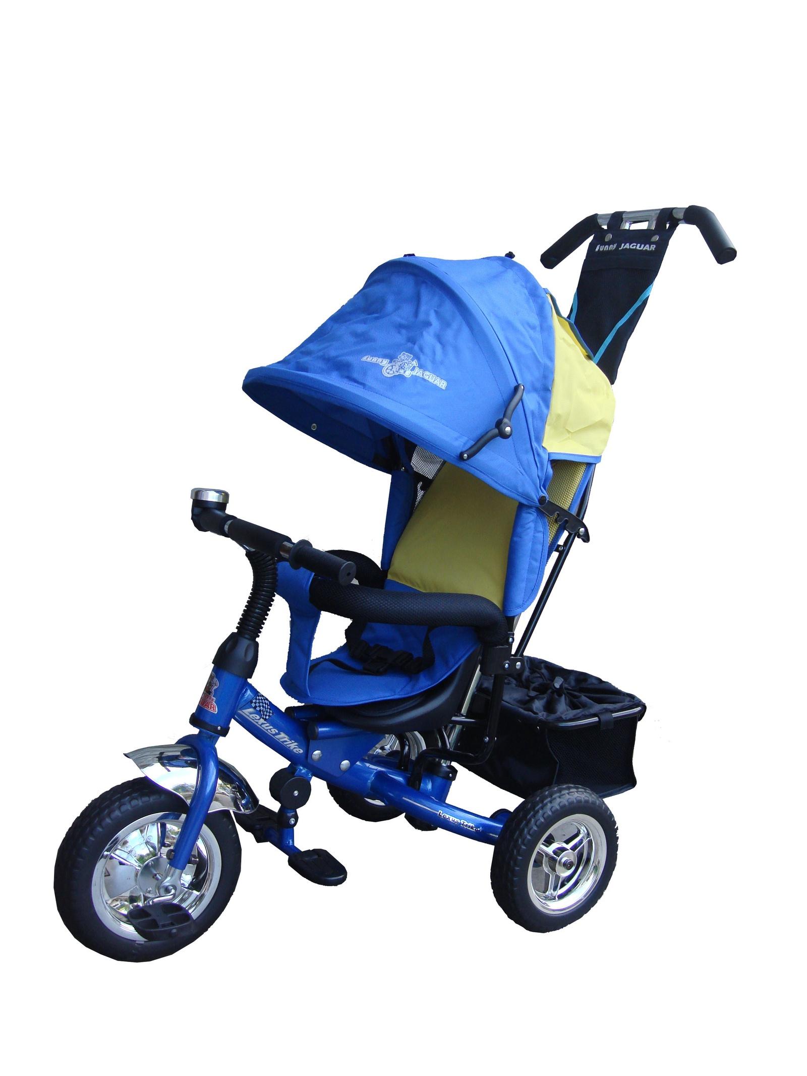 Велосипед Lexus Trike MS-0521, синий