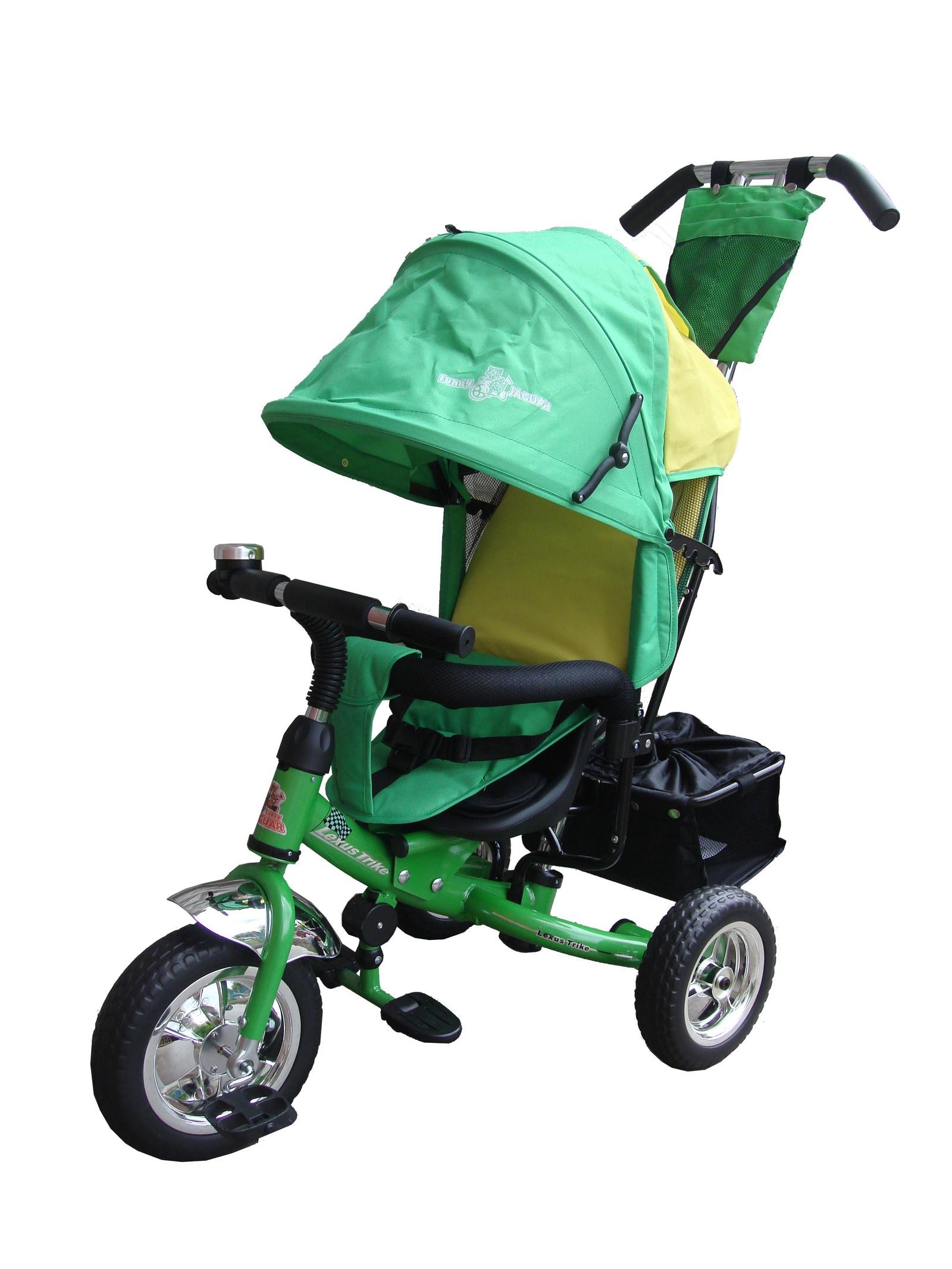 Велосипед Lexus Trike MS-0521, зеленый трехколесный велосипед lexus trike next pro ms 0521 зеленый