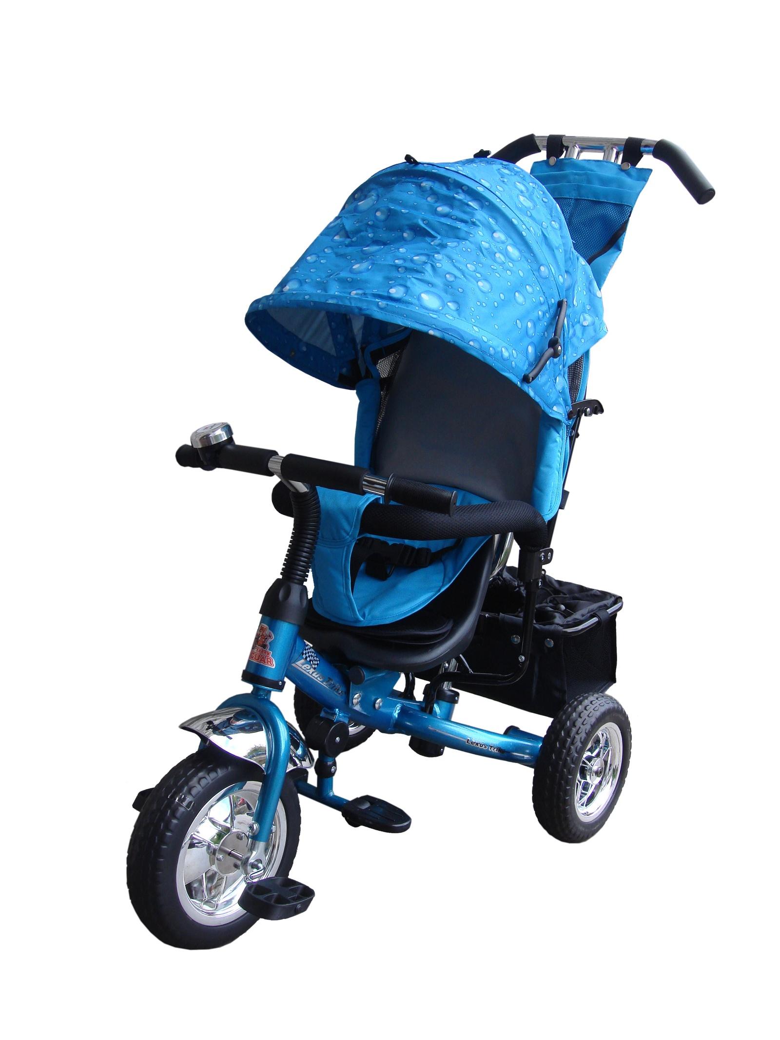 Велосипед Lexus Trike MS-0521, голубой