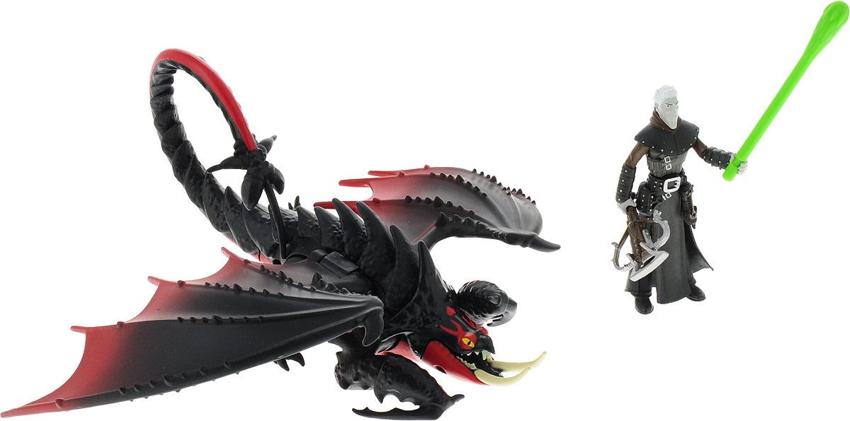 Набор игровой Dragons Дракон и фигурка Виккинга, 6045112, в ассортименте цена