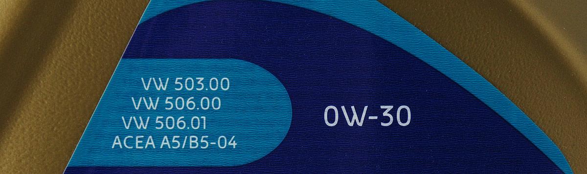 Моторное масло Eni i-Sint Tech, синтетическое, 0W30, ACEA A5/B5, 5 л