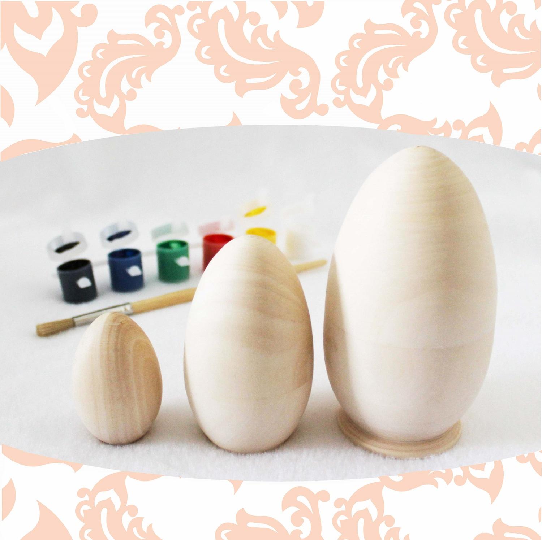 Набор для росписи стеша Яйцо-матрёшка