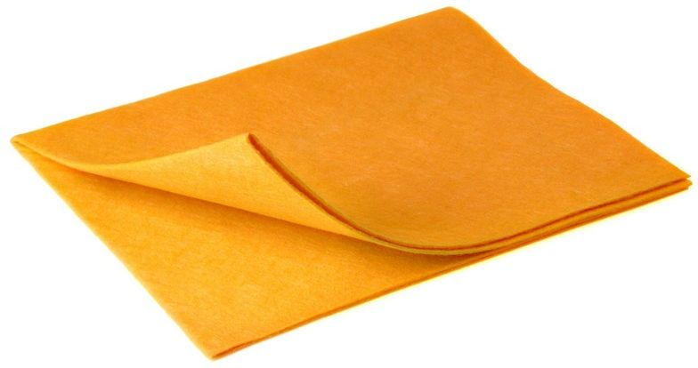 Тряпка Dobb&Mopp 1 шт, оранжевый тряпка для мытья пола ирбис из микрофибры 500 х 600 мм 1 шт