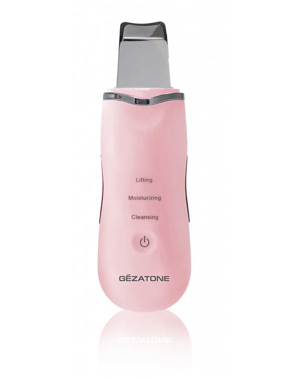 Ультразвуковая чистка Gezatone Bio Sonic 770S, розовый