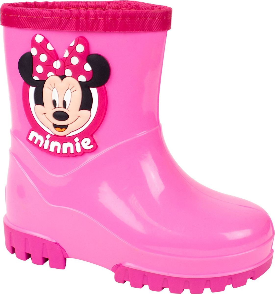 Резиновые сапоги для девочки Lets, цвет: розовый. DRK00490-16-1762. Размер 34DRK00490-16-1762Резиновые сапожки, дублированные мягким ворсином, помогут сохранить ножки сухими в самый дождливый день. Рекомендуем!