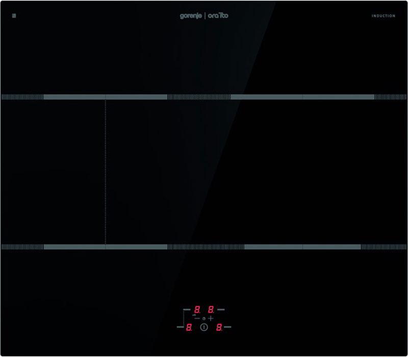 Gorenje IT635ORAB панель варочная электрическая встраиваемая панель варочная электрическая встраиваемая gorenje ic6ini black