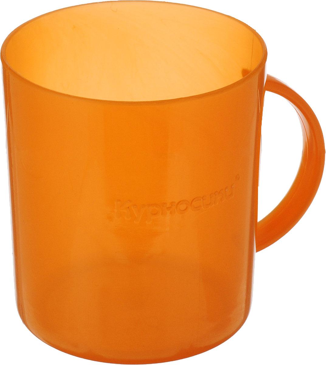 Кружка для детей Курносики, 17027, оранжевый авент кружка поильник взрослая чашка разноцветная 340мл арт 83480 scf784 00