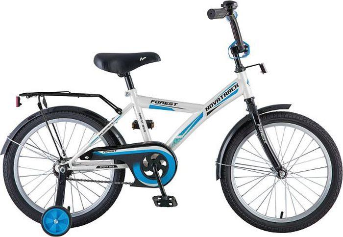 цена на Велосипед Novatrack YT Forest, белый, 18