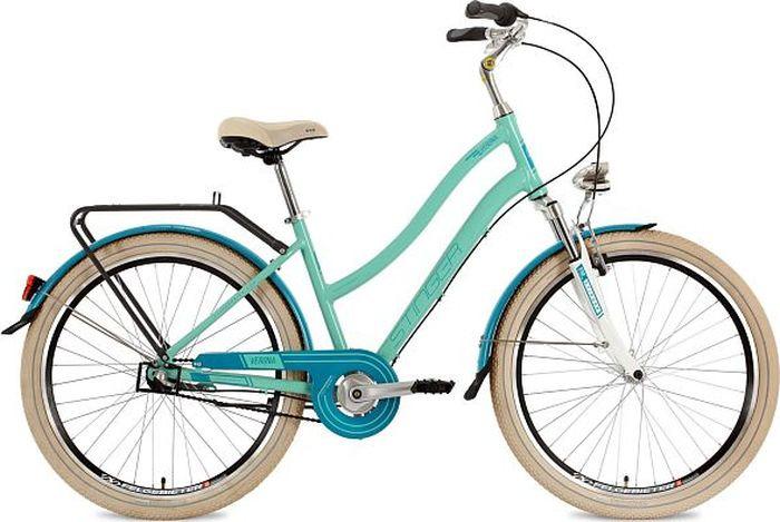 Велосипед Stinger Verona, зеленый, 26, рама 15