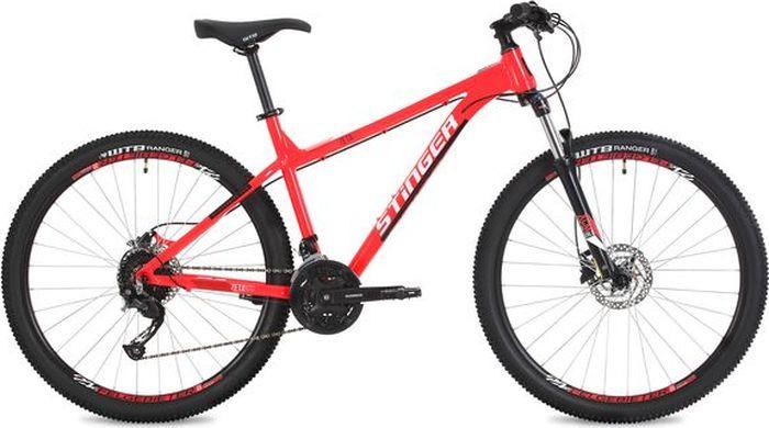 цена на Велосипед Stinger Zeta Std, красный, 27,5