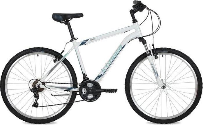 купить Велосипед Stinger Element, белый, 26