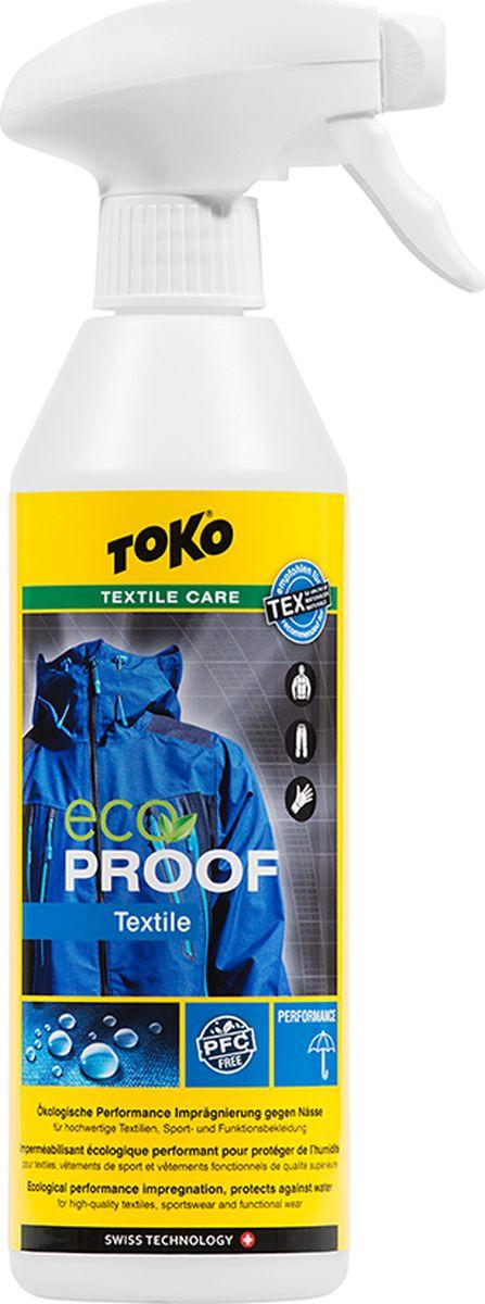 Водоотталкивающее средство для одежды Toko Textile Proof, 500 мл цена