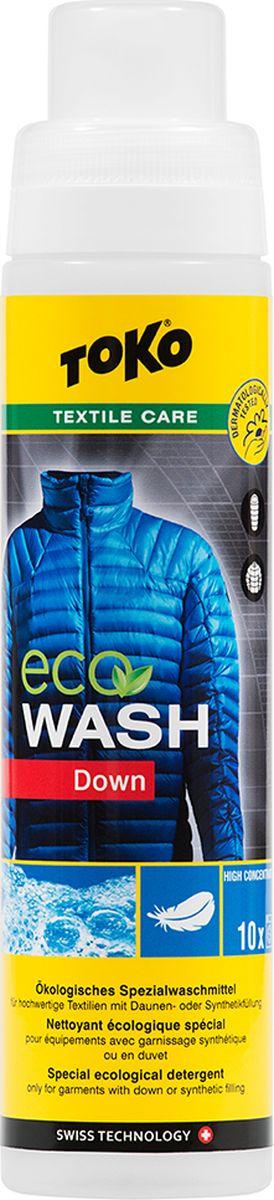 Средство для стирки Toko Eco Down Wash  изделий  пуха, 250 мл