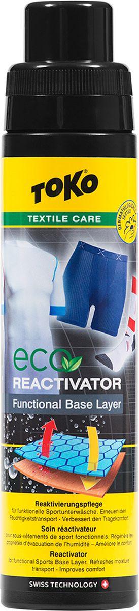 Средство для стирки Toko Eco Functional Reactivator  функциональной одежды, 250 мл